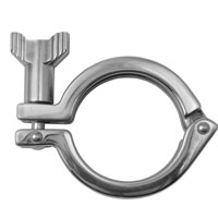 Stainless Steel 316 TC Clamp